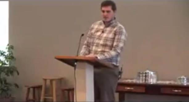 Sermon on Christ's Ascension – Benjamin Pope – December 10th 2017